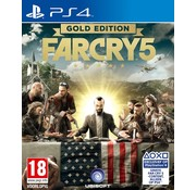 Ubisoft PS4 Far Cry 5 - Gold Edition