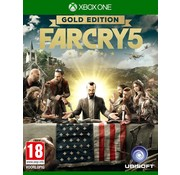 Ubisoft Xbox One Far Cry 5 - Gold Edition