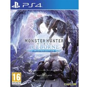 Capcom PS4 Monster Hunter World: Iceborne - Master Edition