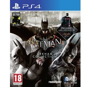 Warner PS4 Batman: Arkham Collection - Steelbook Edition