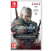 Bandai Namco Nintendo Switch The Witcher 3: Wild Hunt - Complete Edition