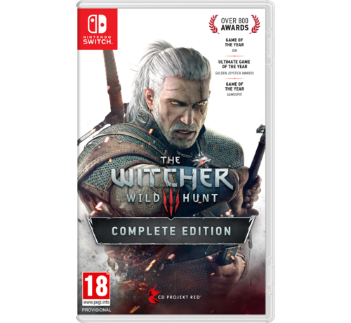 Bandai Namco Nintendo Switch The Witcher 3: Wild Hunt - Complete Edition kopen