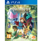 Bandai Namco PS4 Ni no Kuni: Wrath of the White Witch - Remastered