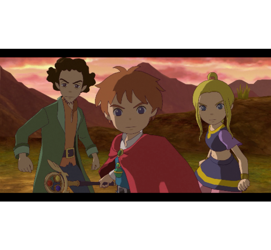 PS4 Ni no Kuni: Wrath of the White Witch - Remastered kopen