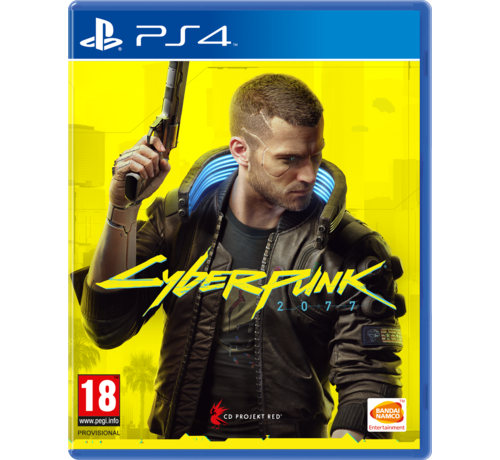 Bandai Namco PS4 Cyberpunk 2077 Day One Edition kopen