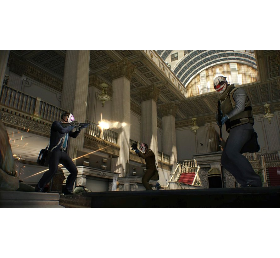 PS4 Payday 2: The Big Score kopen