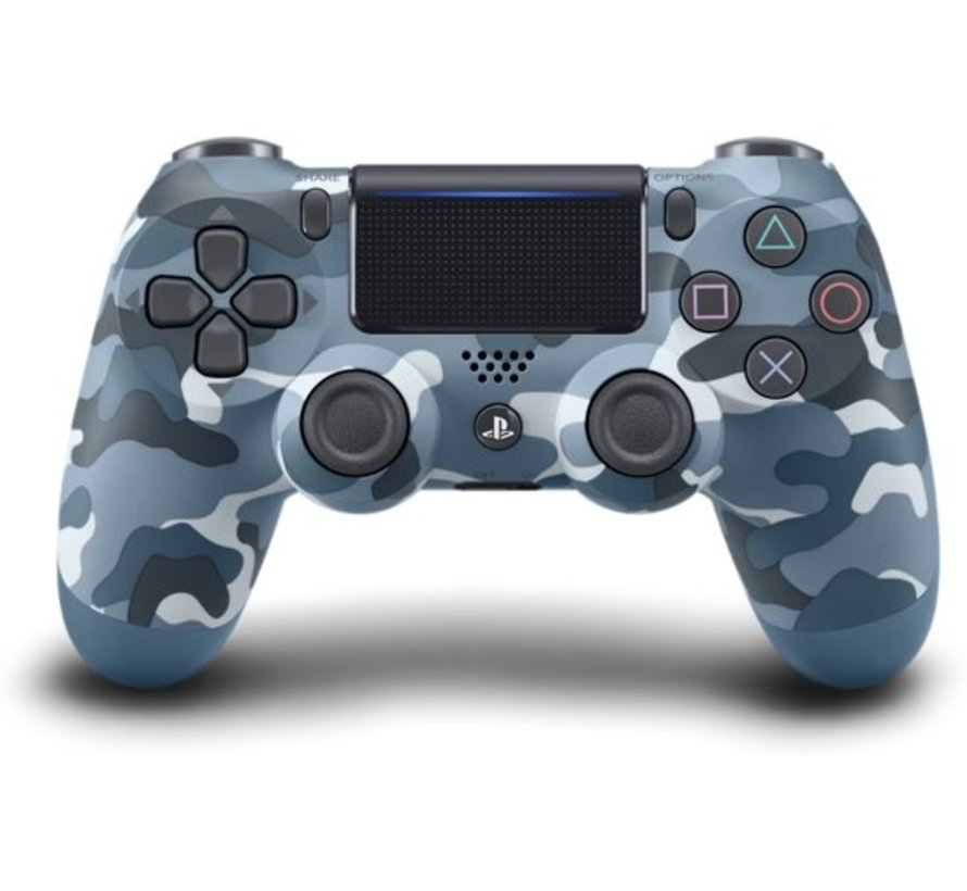 PS4 Sony Dualshock 4 Controller (Camo Blauw)