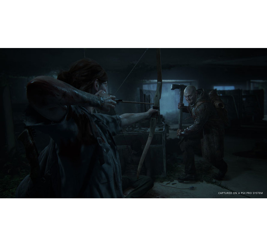 PS4 The Last of Us Part II - Day One Edition kopen