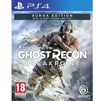 Ubisoft PS4 Tom Clancy's Ghost Recon: Breakpoint - Auroa Edition