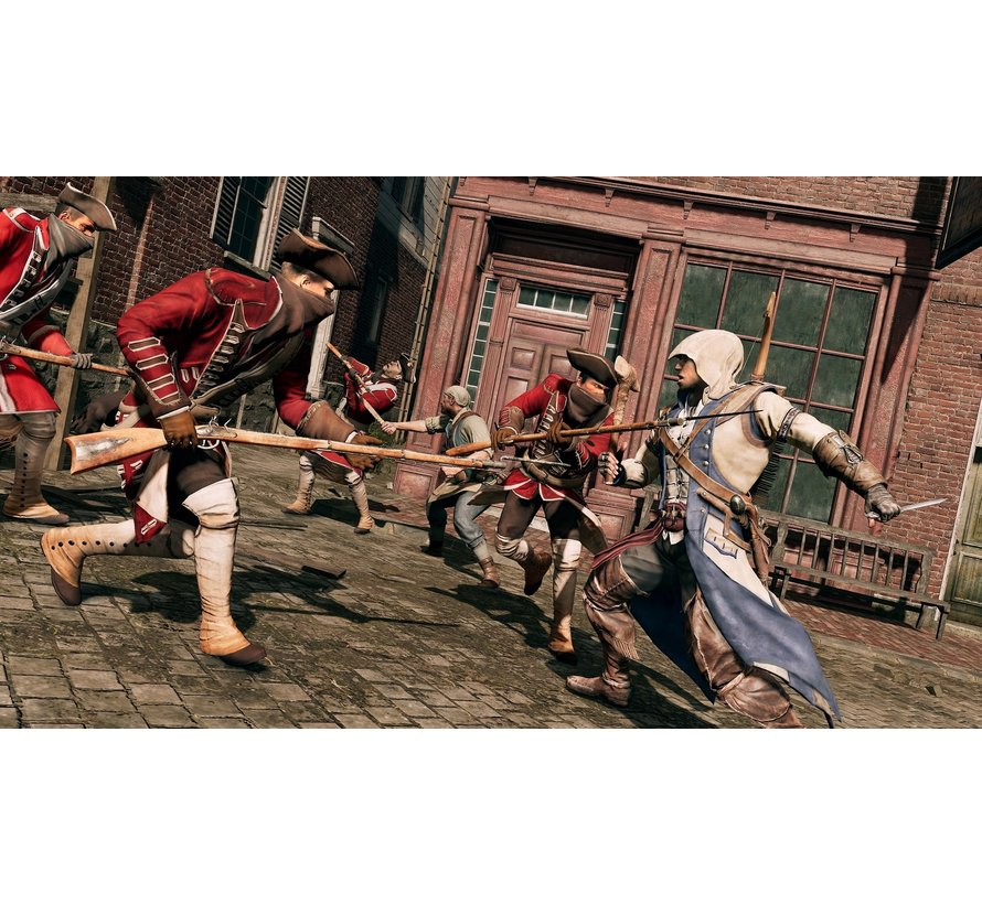 PS4 Assassin's Creed III Remastered kopen