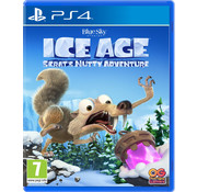 Bandai Namco PS4 Ice Age: Scrat's Nutty Adventure