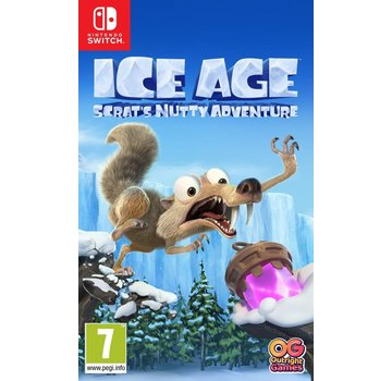 Bandai Namco Nintendo Switch Ice Age: Scrat's Nutty Adventure