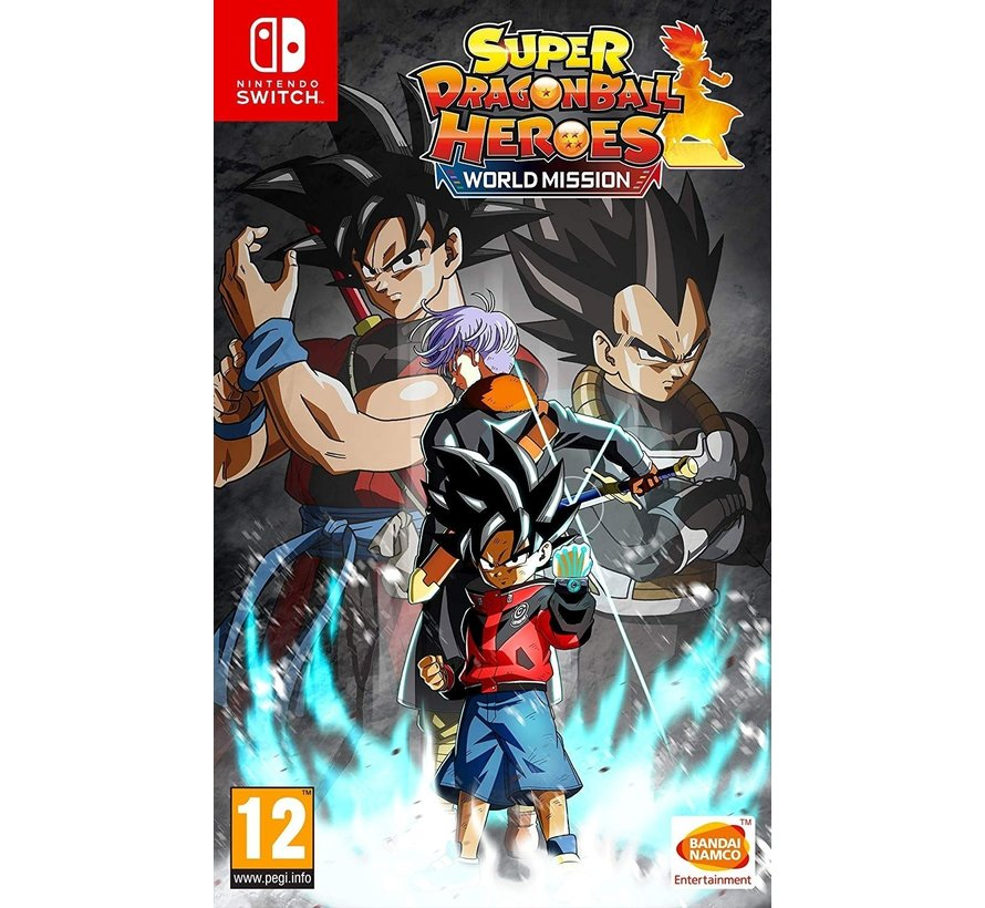 Nintendo Switch Super Dragon Ball Heroes: World Mission