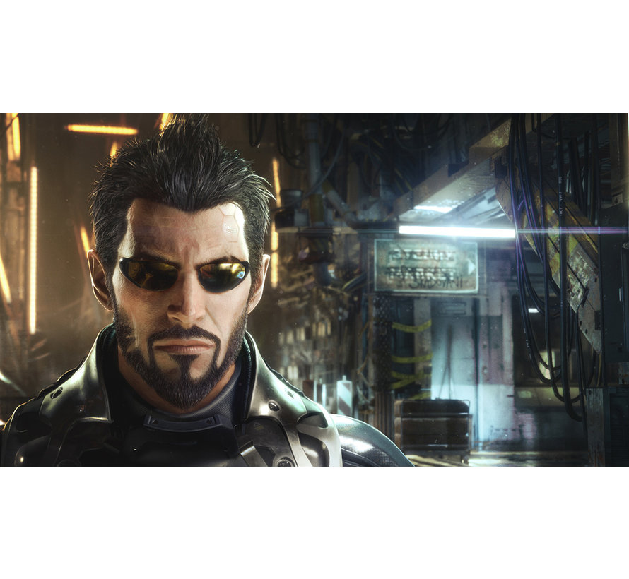 PS4 Deus Ex: Mankind Divided Day One Edition kopen