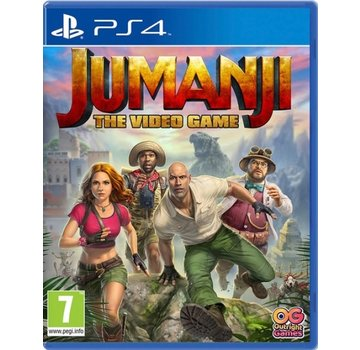Bandai Namco PS4 Jumanji: The Video Game