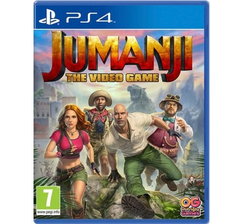 Bandai Namco PS4 Jumanji: The Video Game kopen