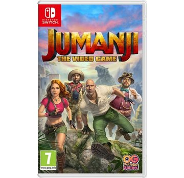 Bandai Namco Nintendo Switch Jumanji: The Video Game