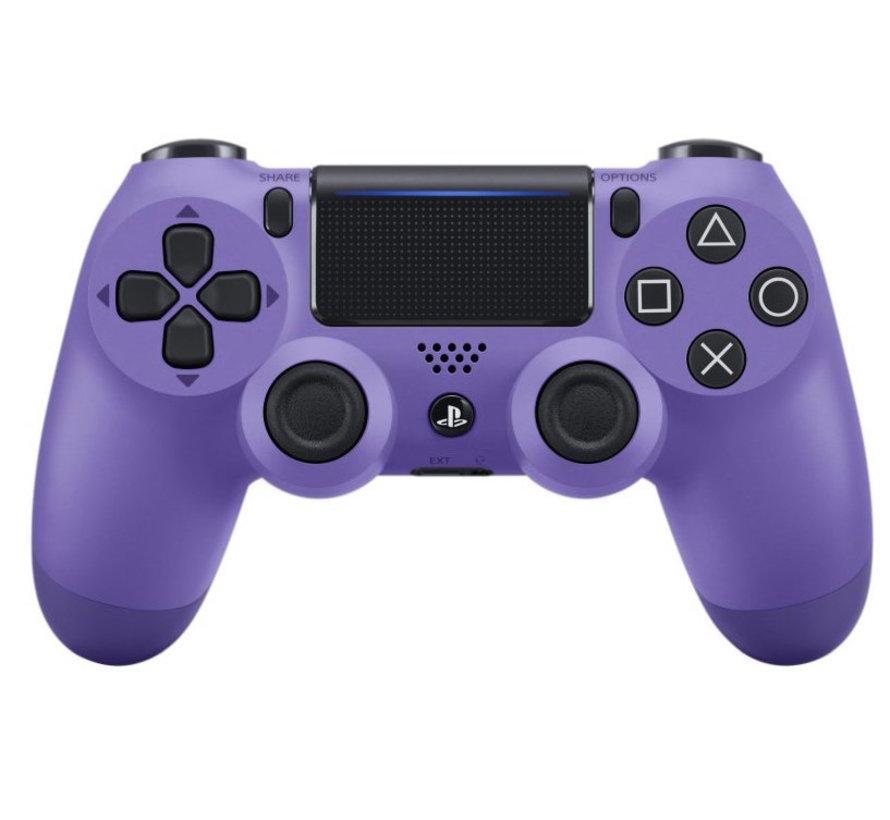 PS4 Sony Wireless Dualshock Controller V2 (Electric Purple)