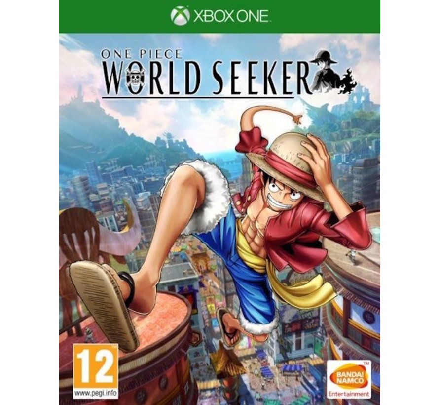 Xbox One One Piece: World Seeker kopen