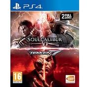 Bandai Namco PS4 SoulCalibur VI + Tekken 7 Double Pack