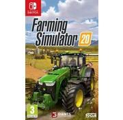Focus Nintendo Switch Farming Simulator 20