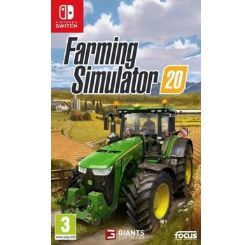 Focus Nintendo Switch Farming Simulator 20