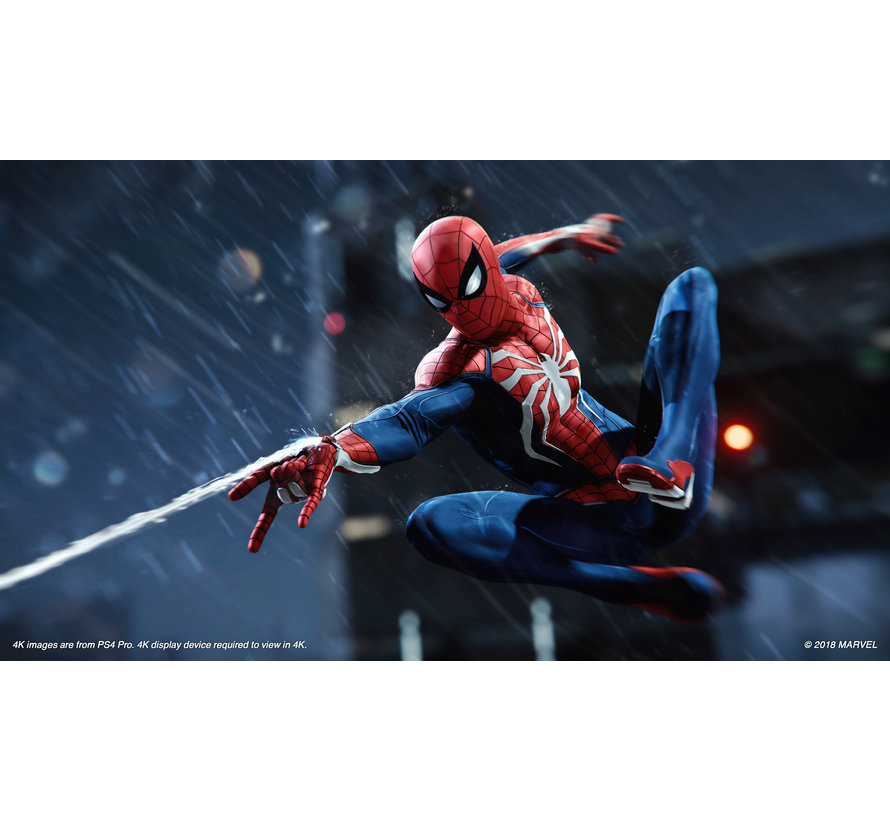 PS4 Spider-Man - Game of the Year Edition kopen