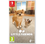Nintendo Nintendo Switch Little Friends: Dogs & Cats