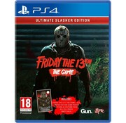 PS4 Friday the 13th: The Game - Ultimate Slasher Edition