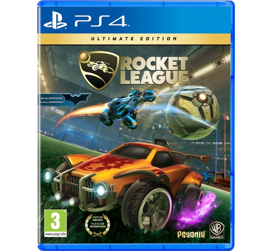 PS4 Rocket League - Ultimate Edition kopen
