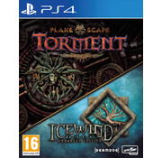 PS4 Icewind Dale/PlaneScape Torment: Enhanced Editions