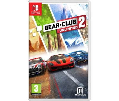 Nintendo Switch Gear.Club Unlimited 2