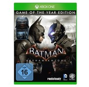 Warner Xbox One Batman: Arkham Knight Game of the Year Edition