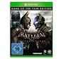 Xbox One Batman: Arkham Knight Game of the Year Edition