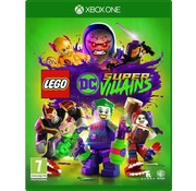 Warner Xbox One LEGO DC Super Villains