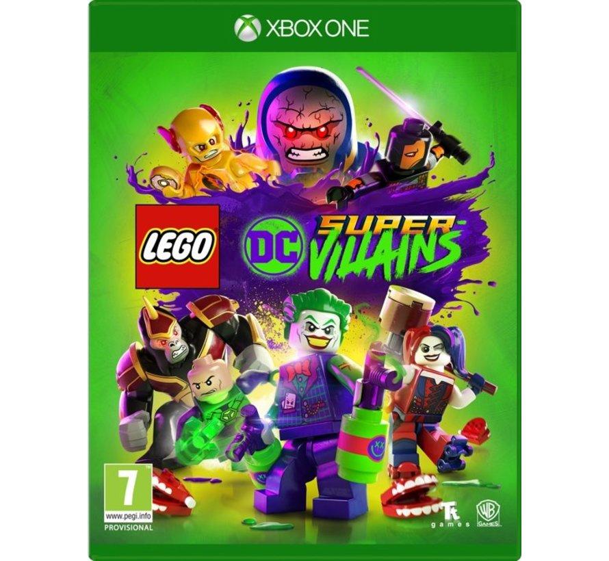 Xbox One LEGO DC Super Villains
