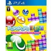 SEGA PS4 Puyo Puyo Tetris