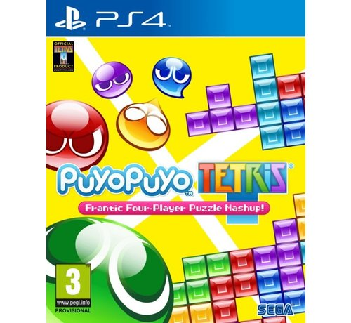 SEGA PS4 Puyo Puyo Tetris kopen