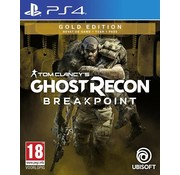 Ubisoft PS4 Tom Clancy's Ghost Recon: Breakpoint - Gold Edition