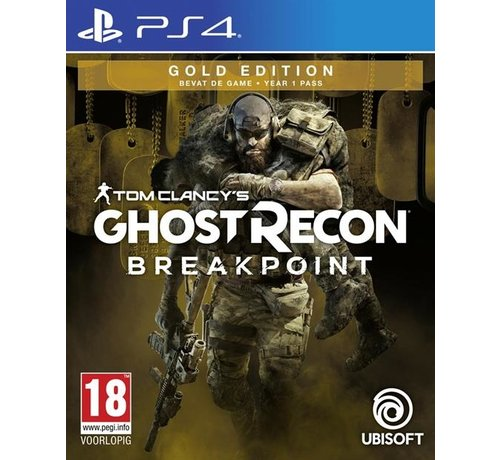 Ubisoft PS4 Tom Clancy's Ghost Recon: Breakpoint - Gold Edition kopen