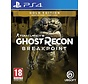 PS4 Tom Clancy's Ghost Recon: Breakpoint - Gold Edition
