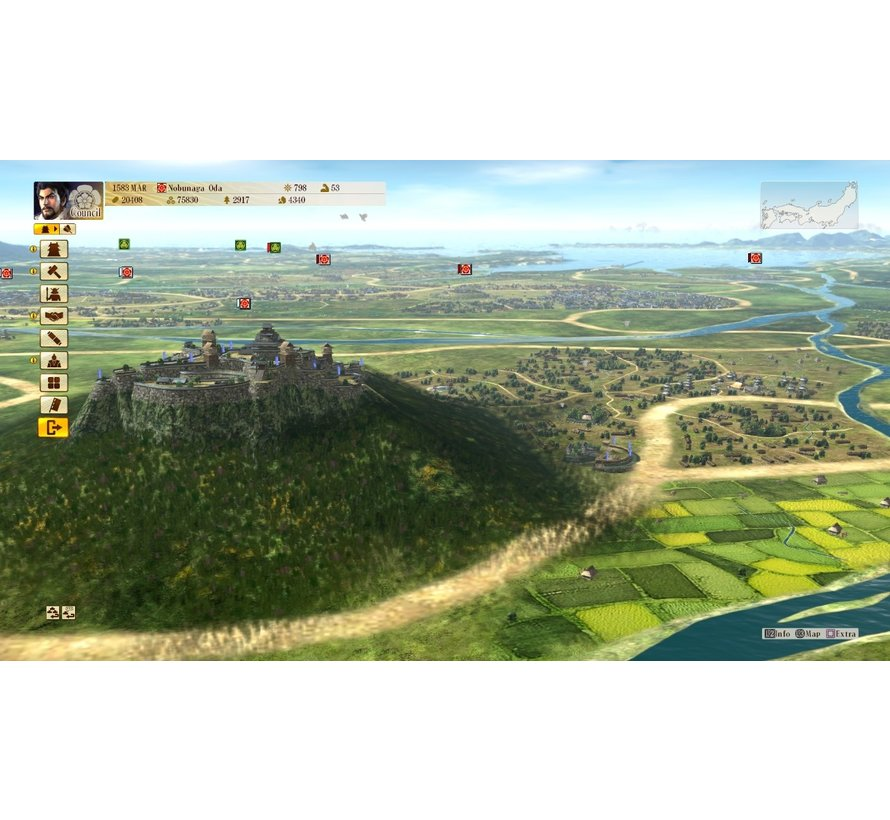 PS4 Nobunaga's Ambition: Sphere of Influence - Ascension kopen