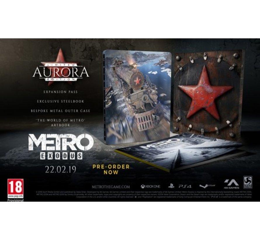 Xbox One Metro Exodus - Aurora Limited Edition