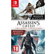 Ubisoft Nintendo Switch Assassin's Creed - the Rebel Collection
