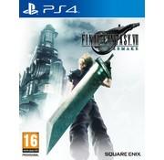 Square Enix PS4 Final Fantasy VII Remake