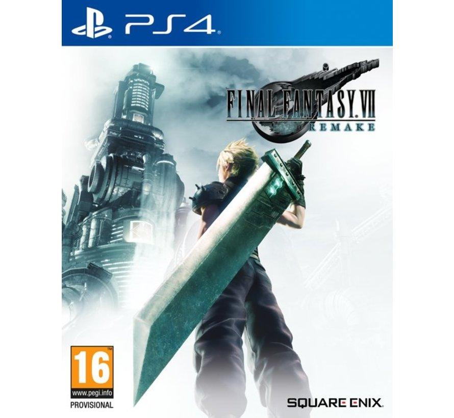 PS4 Final Fantasy VII Remake kopen