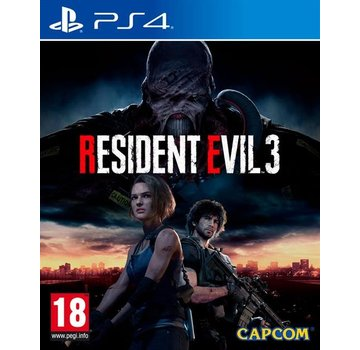 Capcom PS4 Resident Evil 3
