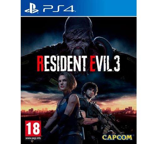 Capcom PS4 Resident Evil 3 kopen
