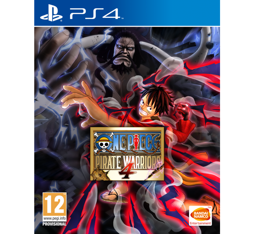 PS4 One Piece: Pirate Warriors 4 kopen