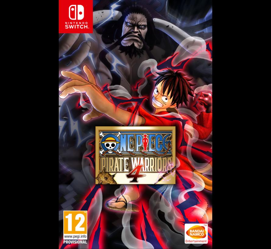 Nintendo Switch One Piece: Pirate Warriors 4 kopen